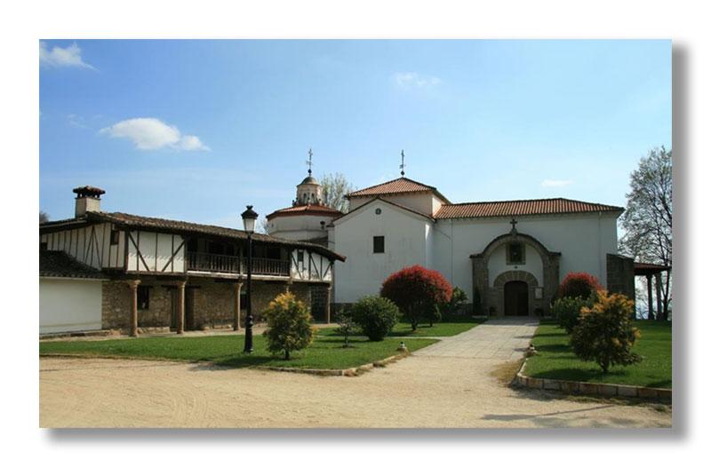 Santuario de Chilla-Amigos de La Adrada