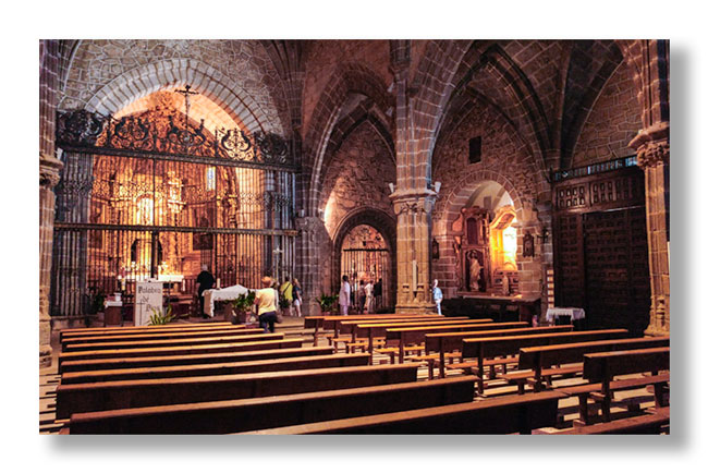 Mombeltrán- Iglesia de San Juan Bautista