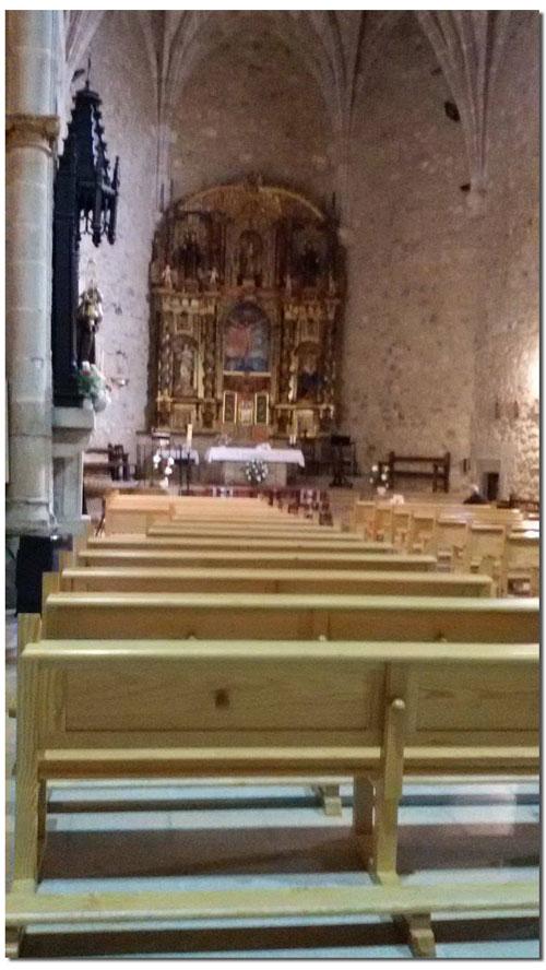Iglesia de vIllanueva de la Vera