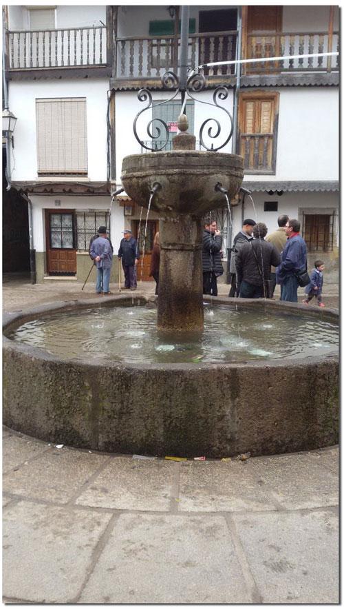 Fuente Villanueva de la Vera