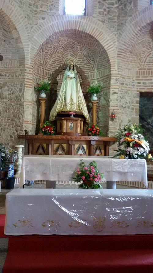 La Virgen de la Yedra y la Romería de La Adrada