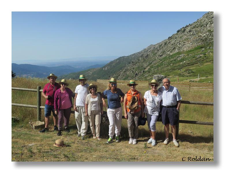 Excursión de Amigos de La Adrada - Trashumancia y Cuevas del Valle