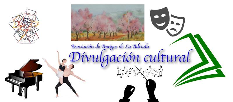 Divulgación Cultural Amigos de La Adrada