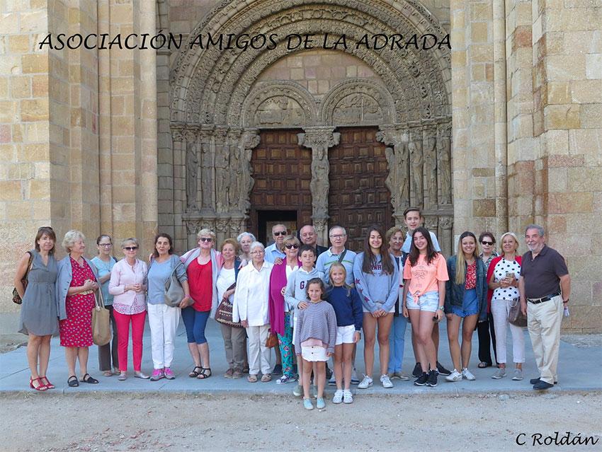 Ávila,Visita cultural
