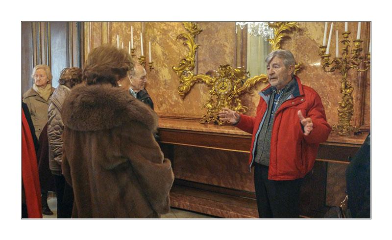 Visita al Palacio de Fernán Nuñez
