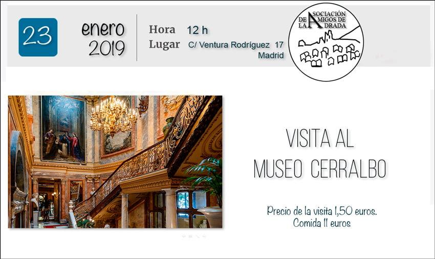 Visita al Museo Cerralbo