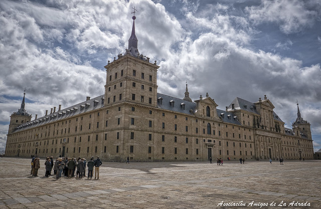Tren Felipe II y visita cultural a San Lorenzo de El Escorial