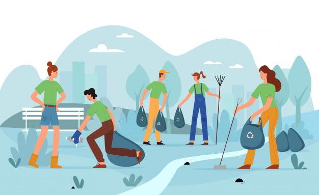 Invitación Día de la Limpieza